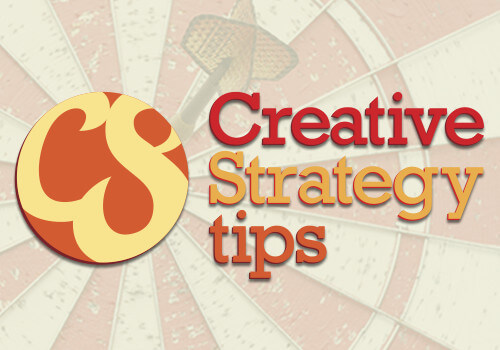 Creative Strategy Tips: YMMY Marketing's Blog